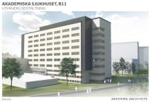 Ramböll vinner ytterligare ett stort sjukhusprojekt