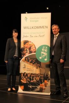 """""""Jeder Ton ein Fest!"""" - Westfalen Weser Energie-Gruppe  präsentiert """"Musikalisches Fest in der Krollbachschule"""""""