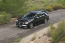 En ny generation är född - nya Mitsubishi Lancer Evolution är här