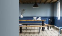 Förvänta dig att se blått belysas på nytt då Nordsjö presenterar Colour of the Year 2017