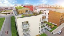 Pressinbjudan: Nu tar Riksbyggen första spadtaget för 48 kvadratsmarta lägenheter vid Nissastrand