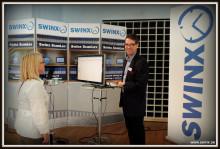 Fokus på Tid & Projekthantering och Fakturaskanning när Swinx åker på höstturné i Sverige