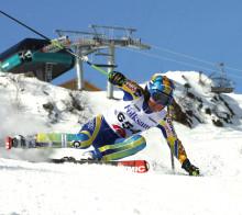 DM i alpinski 2013 erobrer det svenske Funäsdalsberget