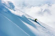 Gateway to the ski slopes