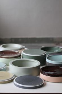 YAN FENG ZHANG - Fönsterutställning Konsthantverkarna
