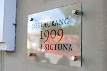 Restaurang 1909 i ny modern tappning