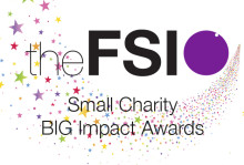 FSI Small Charity Big Impact Awards launched to celebrate the FSI's 10th Birthday