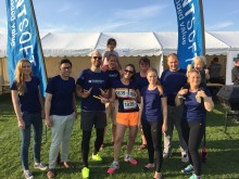 Talentsoft attends the DHL relay race 2016