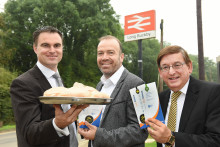 Long Buckby station better connected than ever before