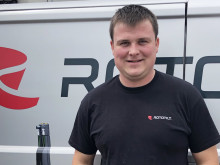 Rototilt expands its UK team with experienced service technician