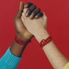 Armband för fred – Humanium Metal by IM i samarbete med Bottletop