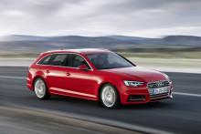 Nytt försäljningsrekord för Audi. Tredje mest sålda märke.
