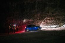 Fiesta ST vyrazila na úžasnou silnici, o které jste nikdy neslyšeli. Je 400 metrů pod zemí