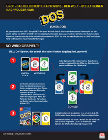 DOS®  One Pager