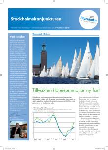 Stockholmskonjunkturen kvartal 2 2010