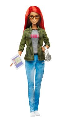 """Vorstellung der Karriere-Barbie des Jahres 2016: Mit """"Spieleentwicklerinnen Barbie"""" setzt Barbie ein Zeichen für MINT-Berufe"""