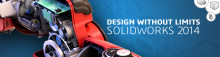 Dassault Systèmes presenterar SOLIDWORKS 2014