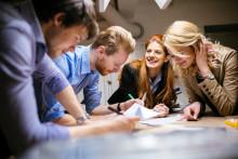Webbinarium 13:e maj: 6 framgångsfaktorer: Att leda ett team