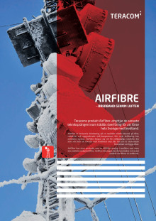 Produktblad AirFibre