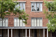 Bevaringsværdig københavnerskole renoveres med nænsom hånd