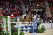 Janelle Larsson bästa svensk i Krafft Young Rider Cup