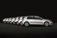 30 millionth VW Golf rolls off production line in Wolfsburg