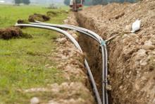 Baustart für neue Stromleitung in Mitterfels