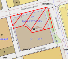 Pressinbjudan: Information om optionsavtal i centrala Norrköping