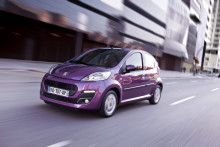 Fashion-succes for Peugeot 107