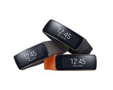 Samsung præsenterer Gear Fit på MWC 2014