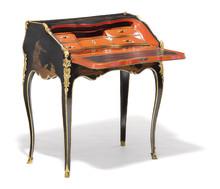 Rare Louis XV Bureau en Pente up for Auction in June 2016