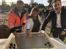 HSB startar bygget av 36 nya rad-parhus i brf Tallkotten i östra delen av Mjölby