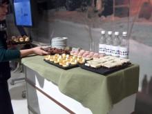 Gastronomisk inbjudan till journalister