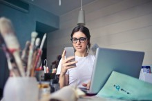 Physically Distant, Socially Connected: How to guide a global workforce through troubling times
