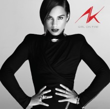 Alicia Keys släpper nya albumet Girl On Fire den 28 november