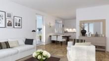 Veidekke bygger 114 nya bostäder i Lund åt HSB