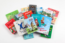 Astrid Lindgren now translated into 100 languages!