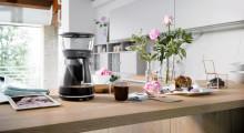 De'Longhi lanserar elegant kaffemaskin med timglasform