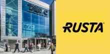 Rusta firar sitt 90:e varuhus i Sverige - storsatsar i Täby Centrum