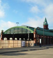 Välkommen till pressvisning av Trelleborg C: stationen, bussön, pendlar- och cykelparkering m.m.
