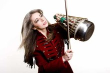 Dame Evelyn Glennie - Det asiatiska undret