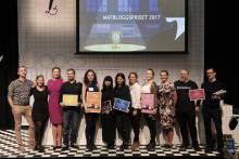 Årets vinnare i Matbloggspriset 2017