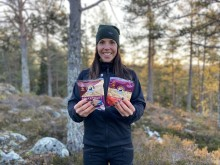 Charlotte Kallas samarbetspartners Polarbröd och svenska VegMe i unikt samarbete