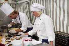 Sms-biljett förenklar matfestivalbesöket