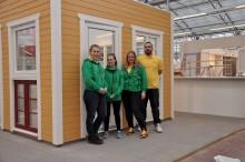 Skånska Byggvaror öppnar butik hos Plantagen i Örebro