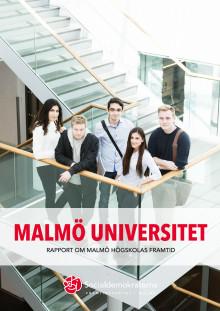 Rapport om Malmö universitet