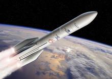 GKN visar senaste raketteknologin vid Rymdforum