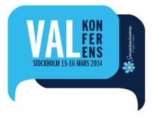 Sverigedemokraterna håller valkonferens i Stockholm 15-16 mars