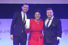 Readly UK MD sweeps award for 'Leader of the Year' at Industry Awards