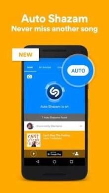 Shazam: la modalità Auto Listening arriva su Android
